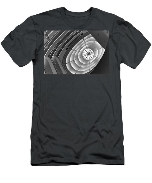 San Francisco Architecture Men's T-Shirt (Athletic Fit)