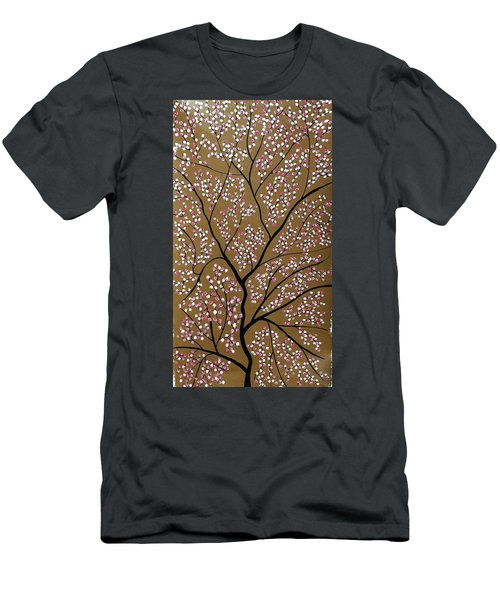 Sanshet Jann Men's T-Shirt (Athletic Fit)