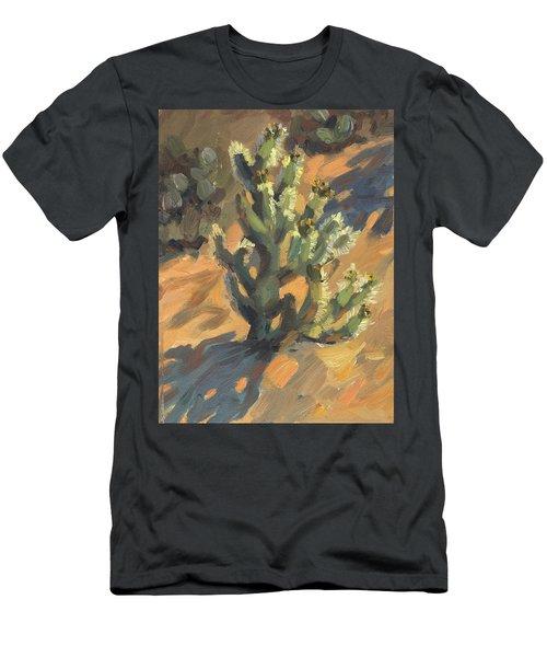 Santa Rosa Cholla Men's T-Shirt (Athletic Fit)