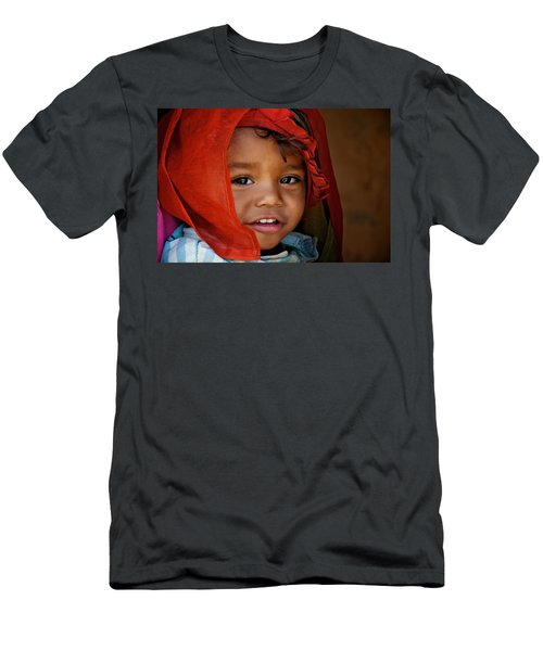 Sarangkot Baabu Men's T-Shirt (Athletic Fit)