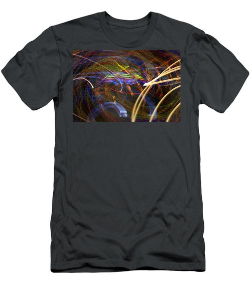 Seance Swirl Men's T-Shirt (Athletic Fit)