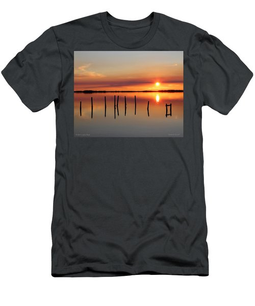 Serene Sound Men's T-Shirt (Athletic Fit)