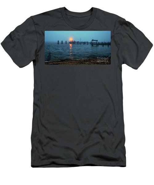 Men's T-Shirt (Slim Fit) featuring the photograph Shhh Listen by Clayton Bruster