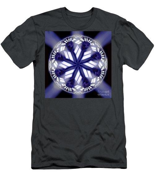 Sky Windows Men's T-Shirt (Athletic Fit)