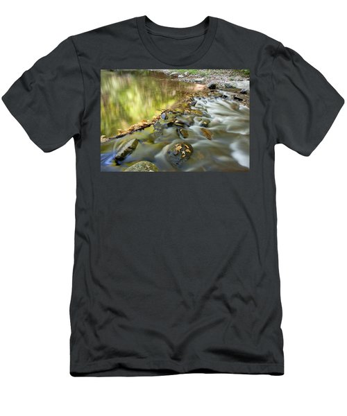 Smoky Mountain Streams Iv Men's T-Shirt (Athletic Fit)