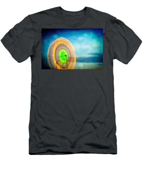 Spinning 2 Men's T-Shirt (Athletic Fit)