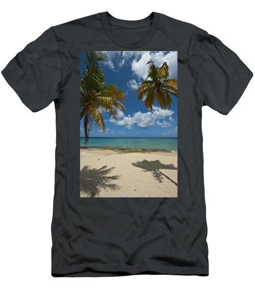 St Croix Afternoon Men's T-Shirt (Athletic Fit)