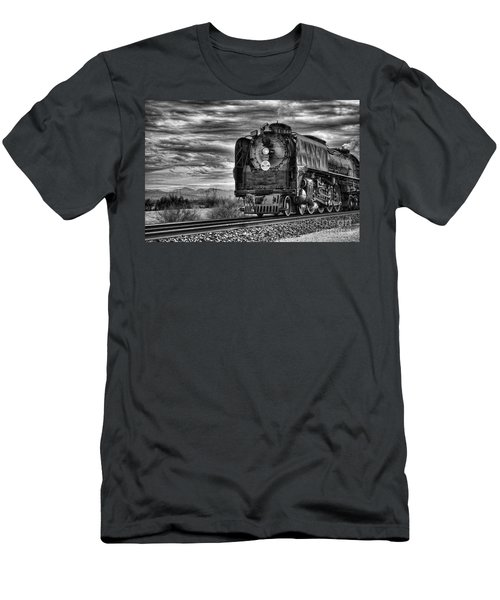 Steam Train No 844 - Iv Men's T-Shirt (Athletic Fit)