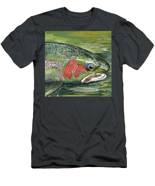 Steelhead  Men's T-Shirt (Athletic Fit)