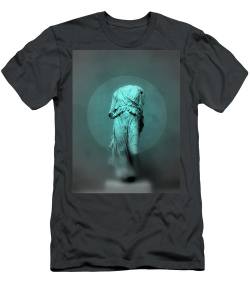 Still Life - Robed Figure Men's T-Shirt (Athletic Fit)