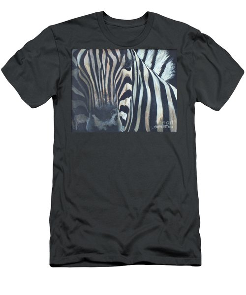 Stripes...sold  Men's T-Shirt (Athletic Fit)