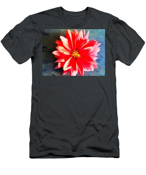 Men's T-Shirt (Slim Fit) featuring the photograph Sunburst by Janice Spivey