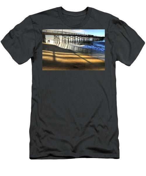 Sunrise Trestle Men's T-Shirt (Athletic Fit)