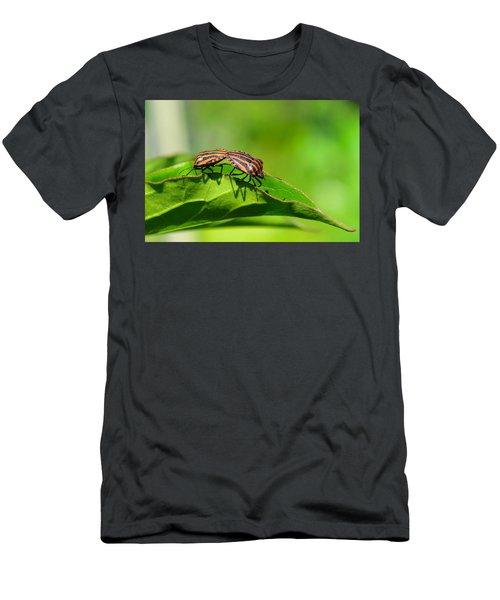 Symmetry Men's T-Shirt (Athletic Fit)