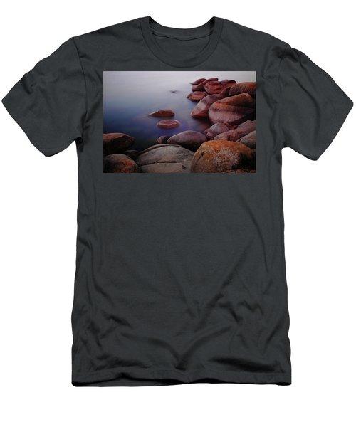 Tahoe Calm Men's T-Shirt (Athletic Fit)