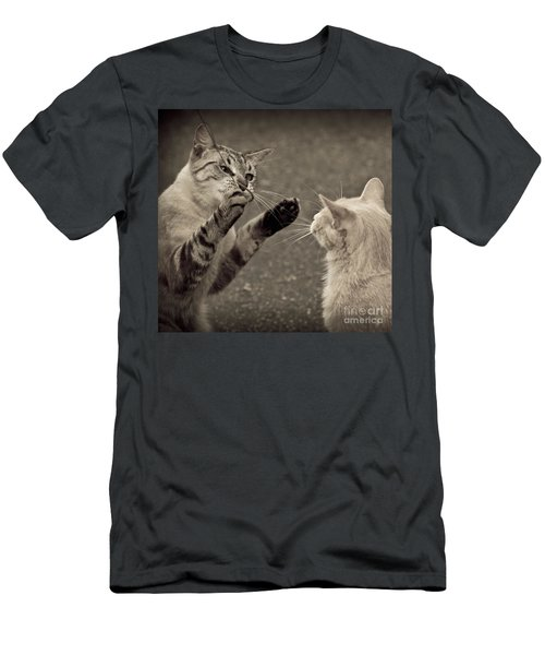 That Mouse Was This Big Men's T-Shirt (Athletic Fit)