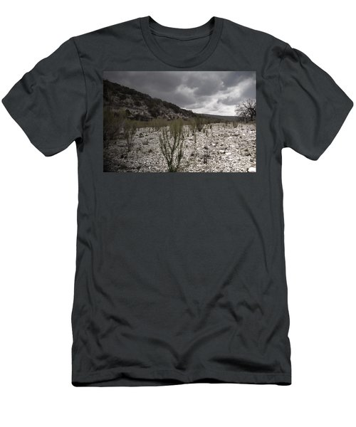 The Bank Of The Nueces River Men's T-Shirt (Athletic Fit)
