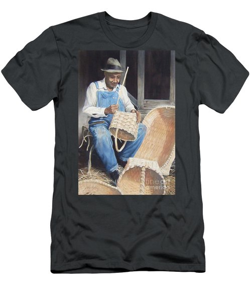 The Basket Maker ...sold  Men's T-Shirt (Athletic Fit)