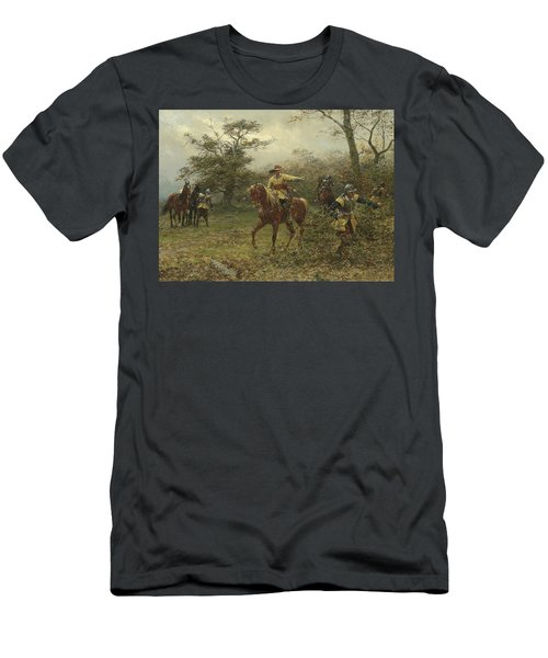 The Boscobel Oak Men's T-Shirt (Athletic Fit)