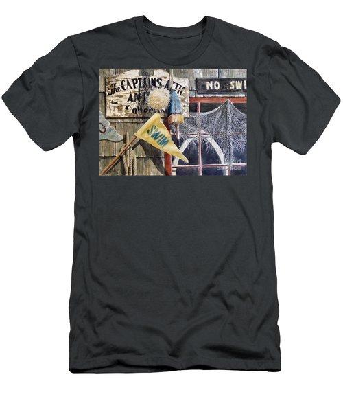 The Captains Attic Sold Men's T-Shirt (Athletic Fit)