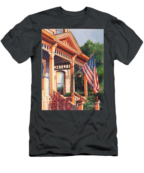 The Founders Home Men's T-Shirt (Athletic Fit)