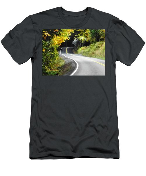 The Low Road Men's T-Shirt (Athletic Fit)
