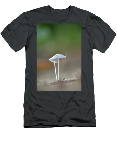 The Mushrooms Men's T-Shirt (Athletic Fit)