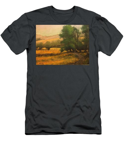 The Road Less Traveled Men's T-Shirt (Athletic Fit)