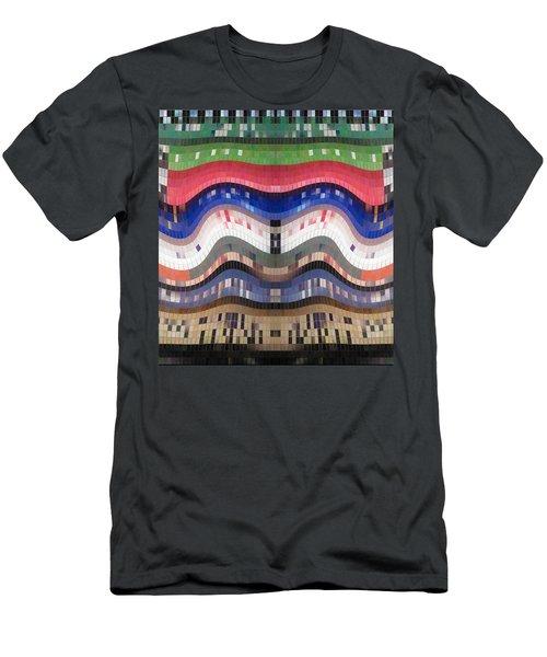 The Tile Smile Men's T-Shirt (Athletic Fit)
