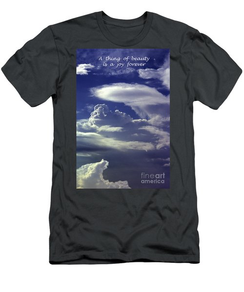 Thing Of Beauty Men's T-Shirt (Athletic Fit)