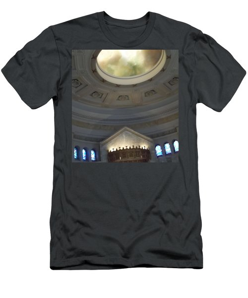 This Way To Heaven Men's T-Shirt (Athletic Fit)