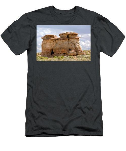 Three Fat Ladies Men's T-Shirt (Athletic Fit)