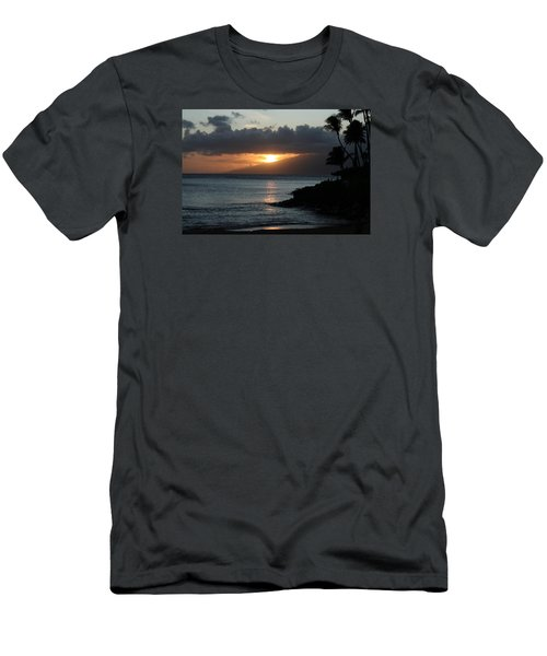 Tranquility At Its Best Men's T-Shirt (Athletic Fit)
