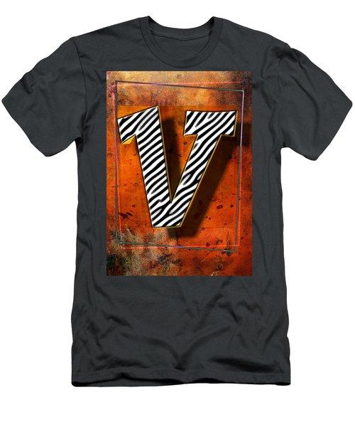 V Men's T-Shirt (Athletic Fit)