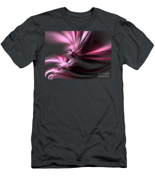 Velvet Angels Men's T-Shirt (Athletic Fit)