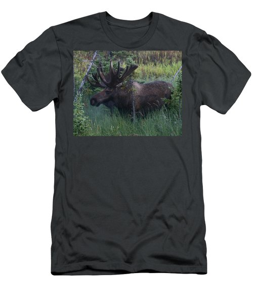 Men's T-Shirt (Slim Fit) featuring the photograph Velvet by Doug Lloyd