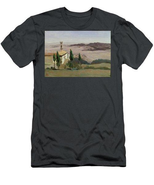 Volterra Men's T-Shirt (Athletic Fit)