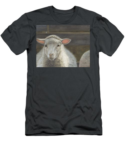 Waiting For The Shepherd Men's T-Shirt (Athletic Fit)