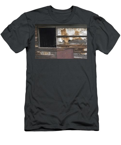 Weathered Shed Men's T-Shirt (Athletic Fit)