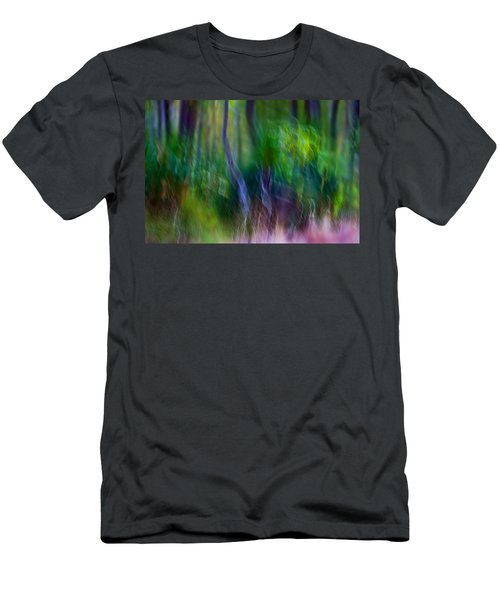 Whispers On The Wind Men's T-Shirt (Athletic Fit)