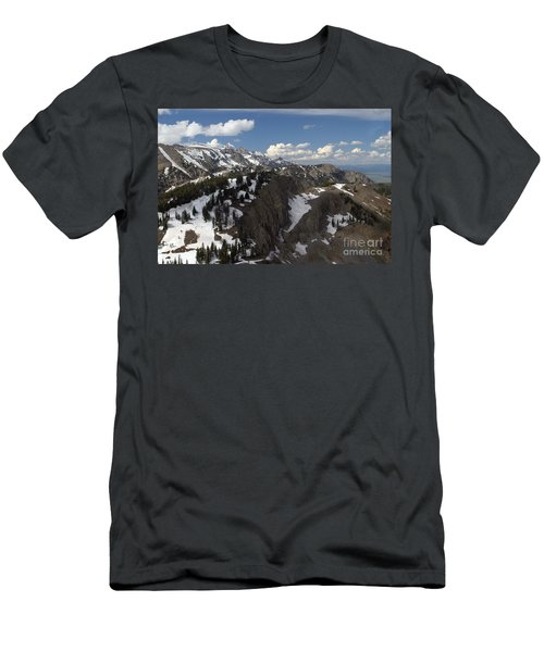 You Can See For Miles Men's T-Shirt (Athletic Fit)
