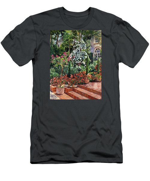 A Garden Approach Men's T-Shirt (Athletic Fit)