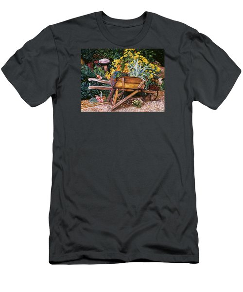 A Gardener's Helper Men's T-Shirt (Athletic Fit)