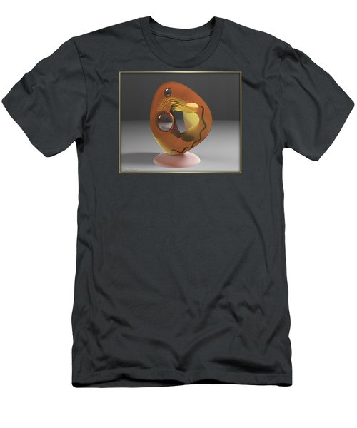' A Hollowed Orb_light On ' Men's T-Shirt (Athletic Fit)