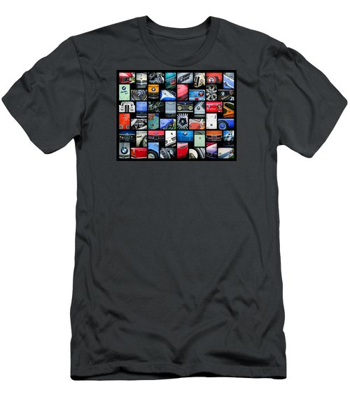 Bmw Art -01 Men's T-Shirt (Slim Fit) by Jill Reger