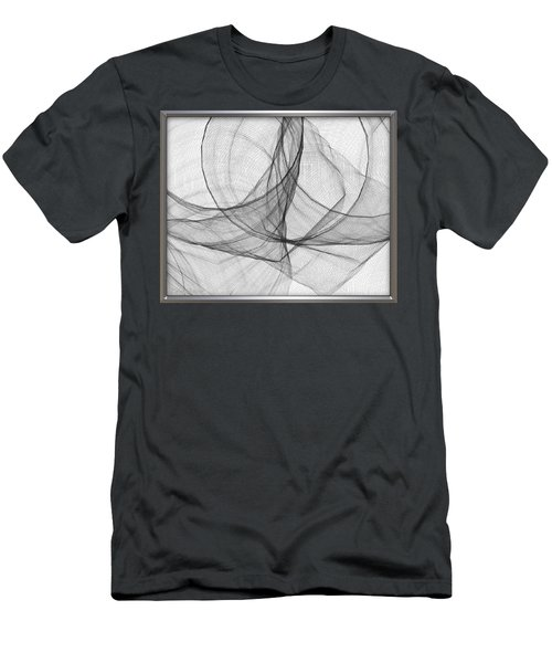 ' Caught In The Gauze Of Life ' Men's T-Shirt (Slim Fit)