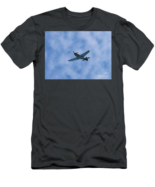 Fly Tiger 2 Men's T-Shirt (Athletic Fit)