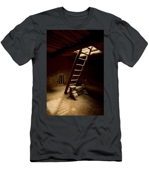 House Of Reflection And Prayer Men's T-Shirt (Athletic Fit)
