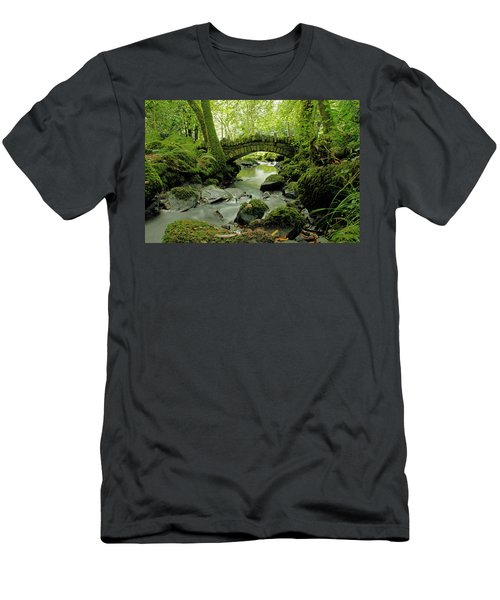 Kilfane Glen  Men's T-Shirt (Athletic Fit)
