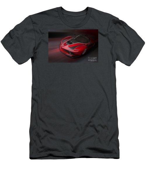 La Ferrari Fxx K Men's T-Shirt (Slim Fit) by Roger Lighterness